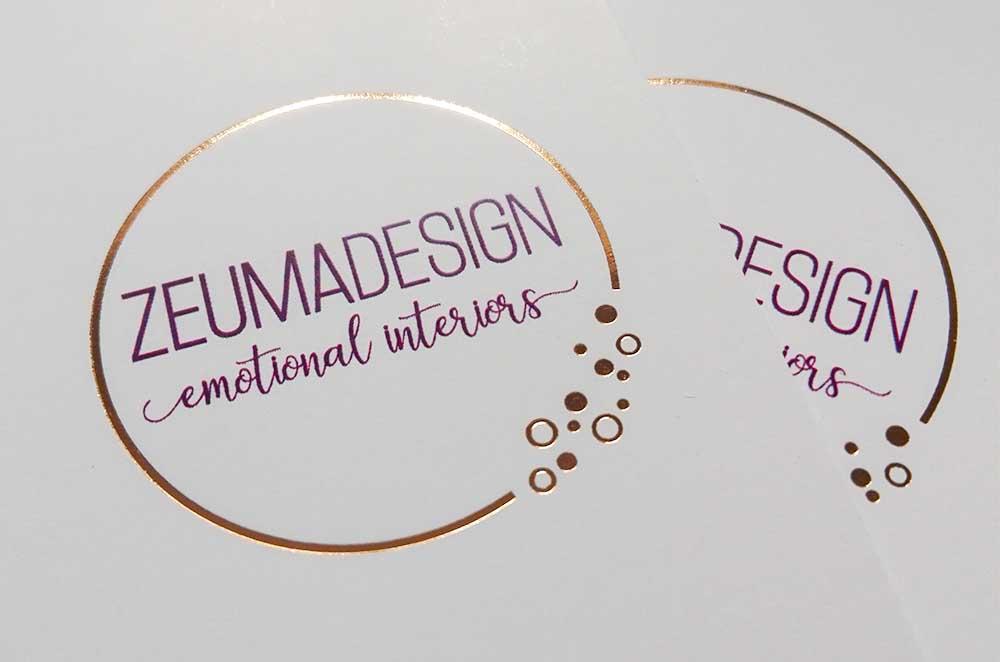 Logo ZeumaDesign