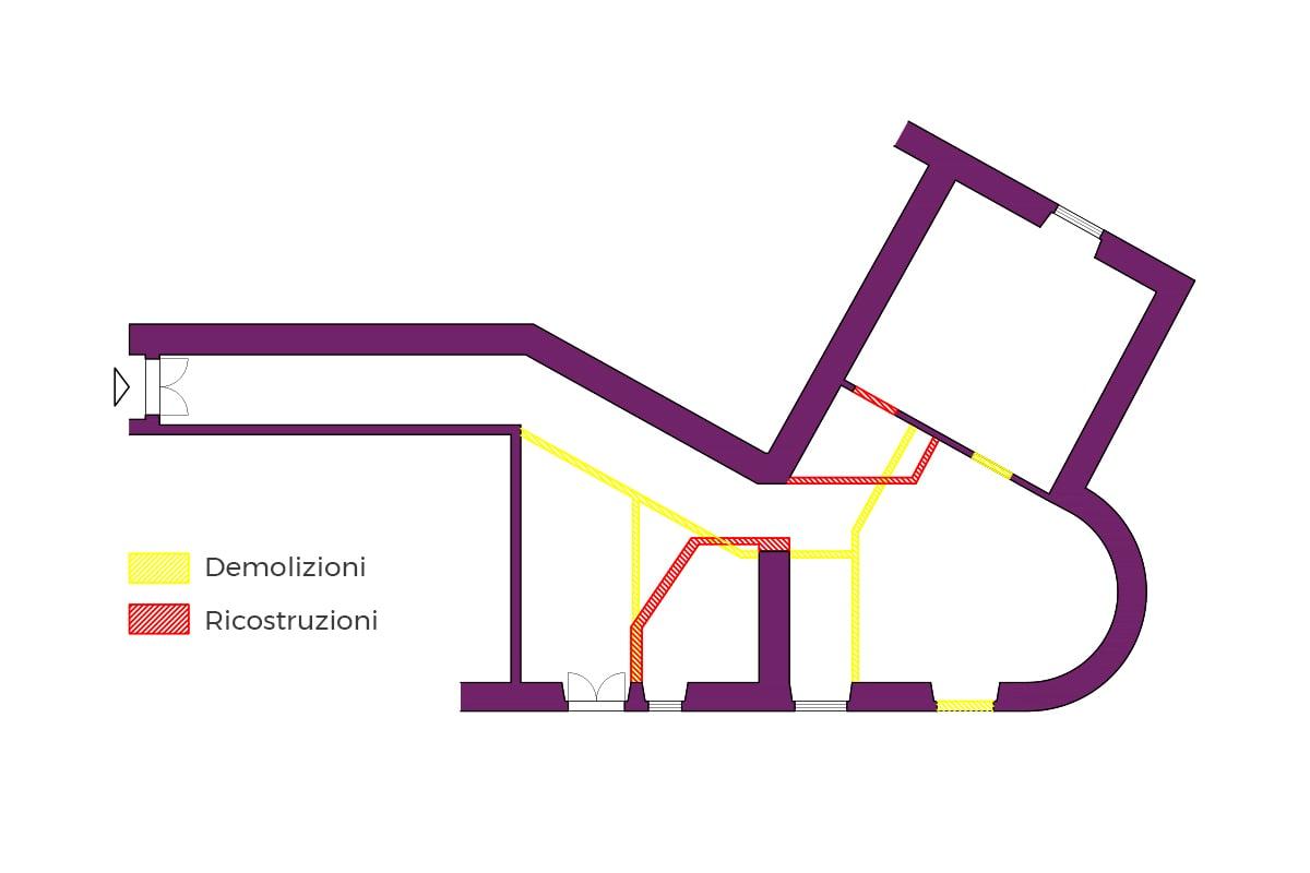 Progettare casa online demolizioni ricostruzioni