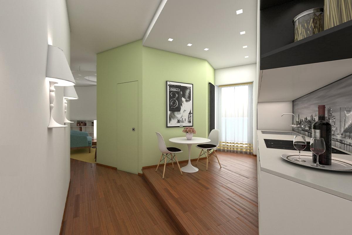 Render 3d interior design online